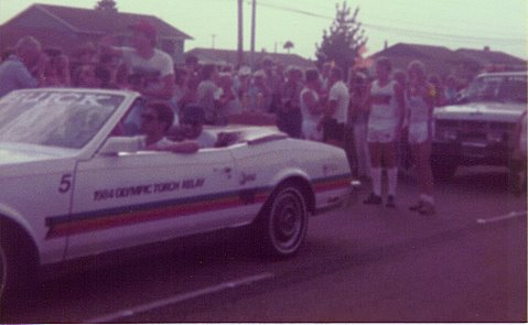 1984 Olympic Torch Relay