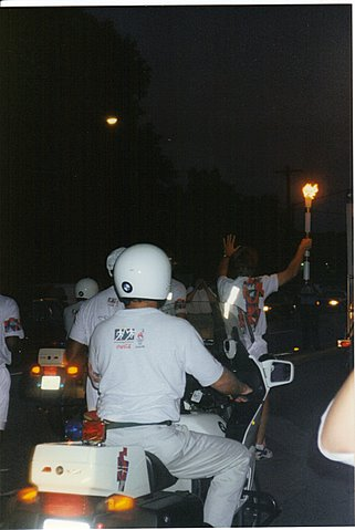 1996 Olympic Torch Relay