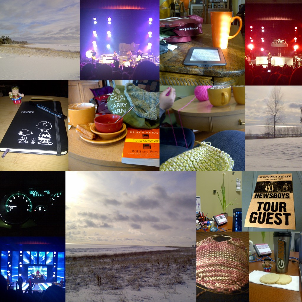 January 2012: In Pictures