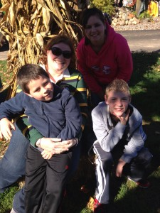 October - Fall fun in Marinette, including the pumpkin patch and haunted hayrid