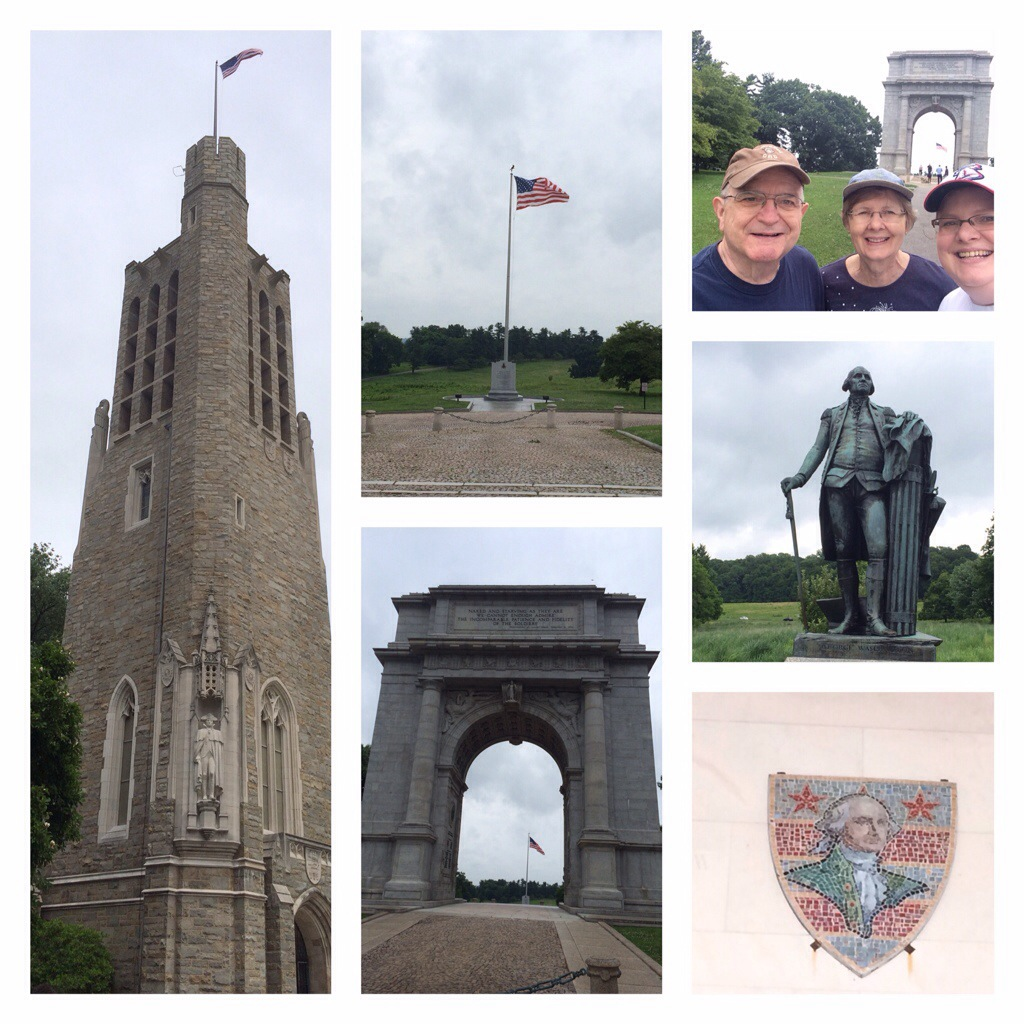 Exploring Valley Forge