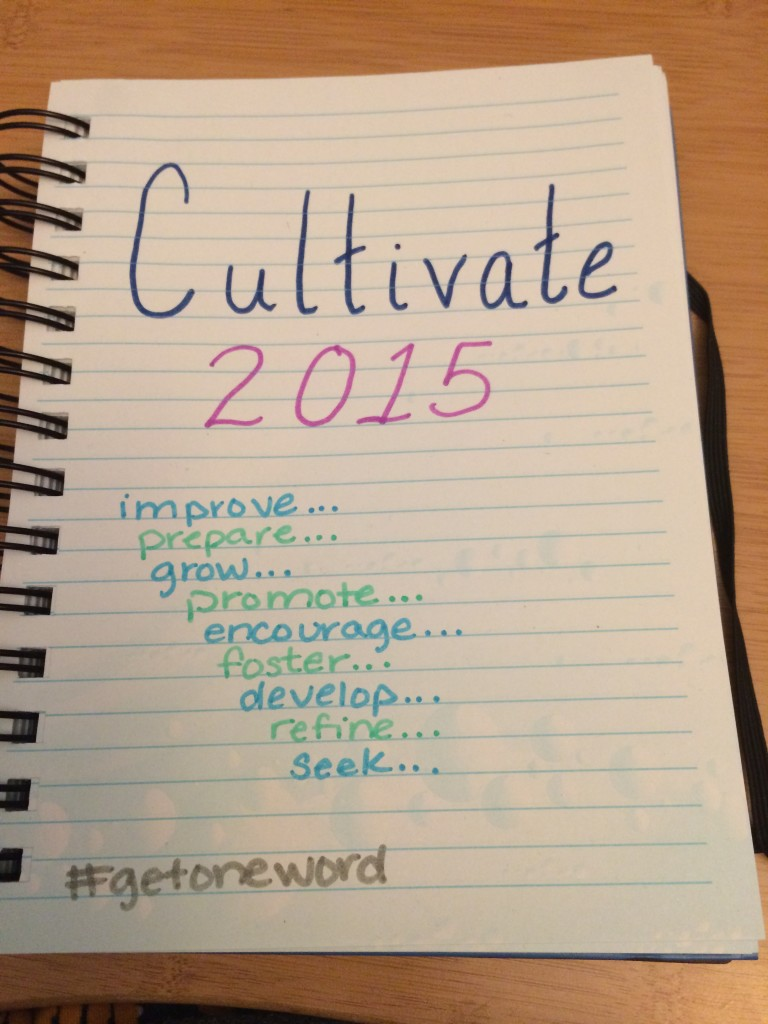Cultivate 2015