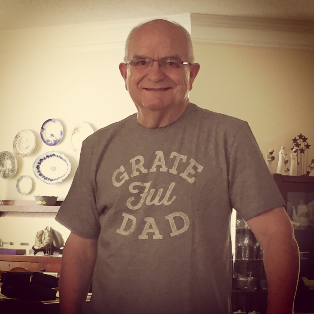 ...and a month to celebrate Dad!