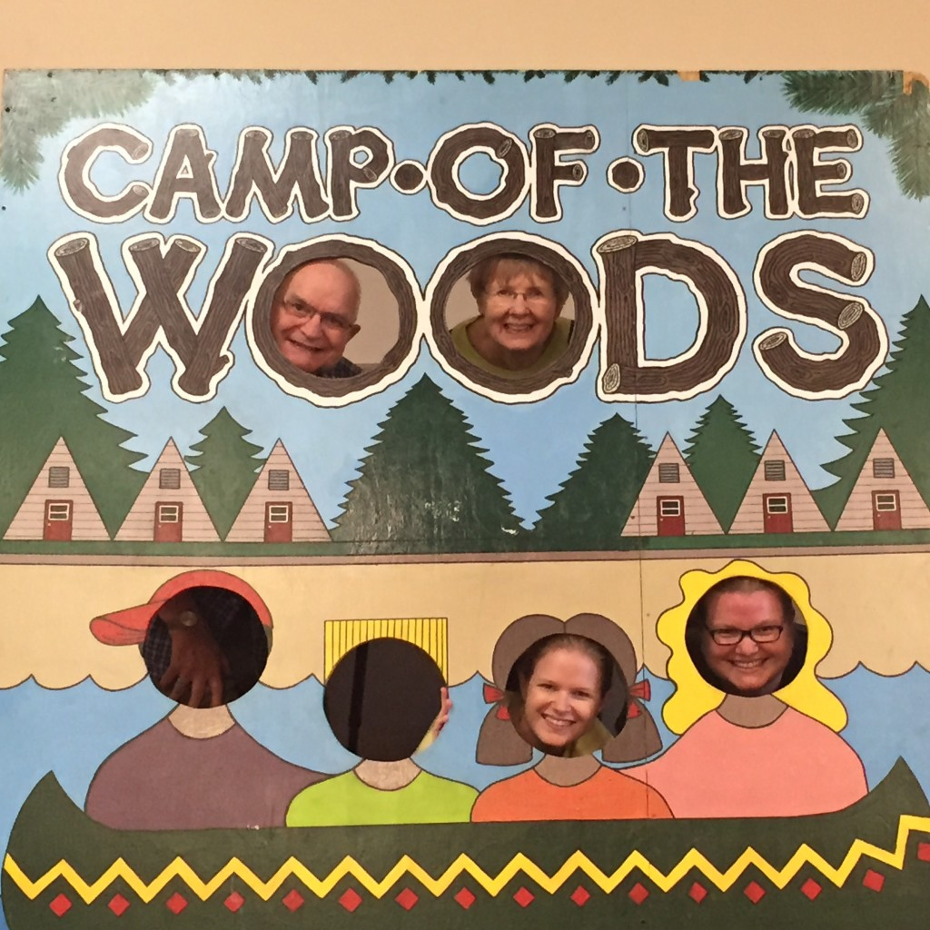 Family fun at the camp carnival!