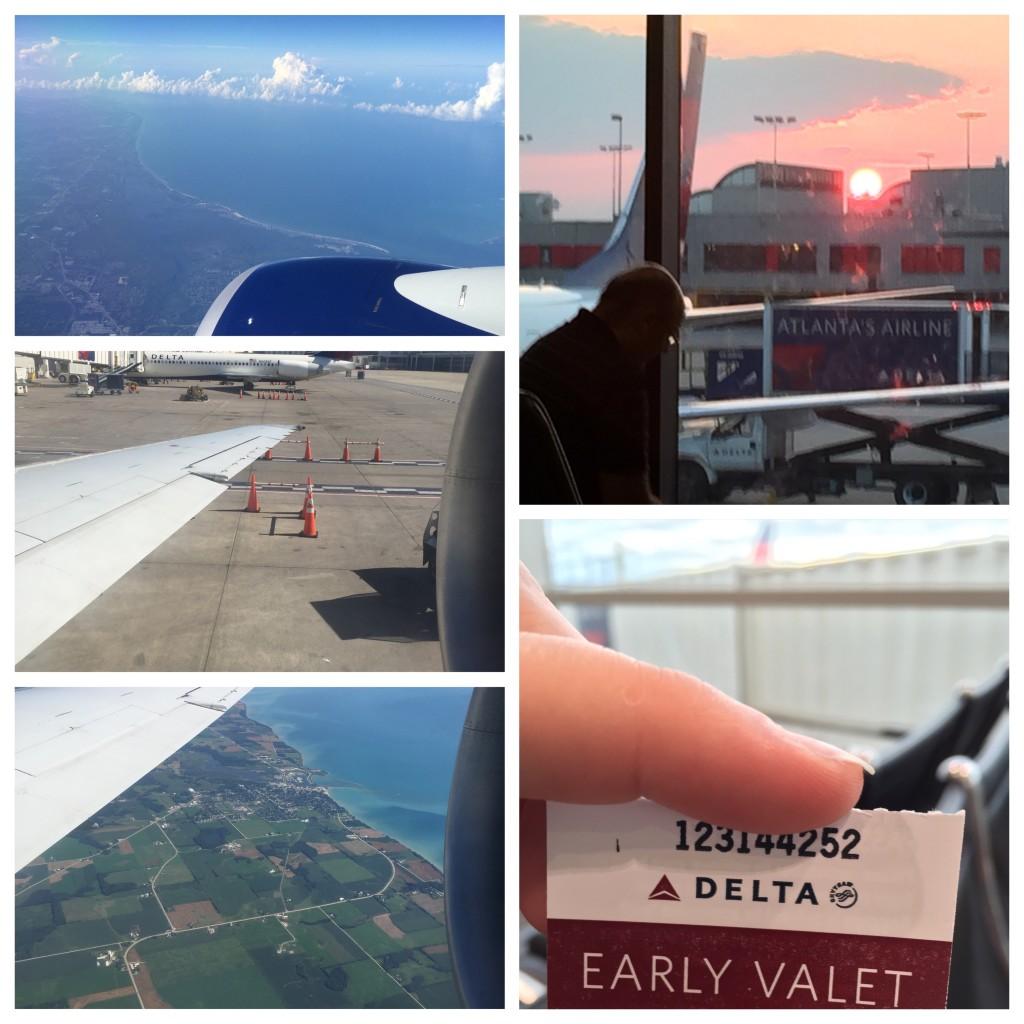 Airplane & airport scenes