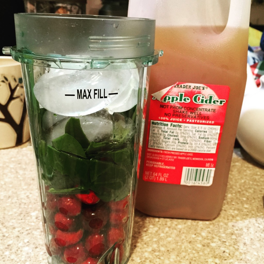 A tasty smoothie experiment!