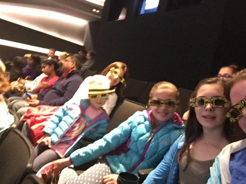 3D movie fun