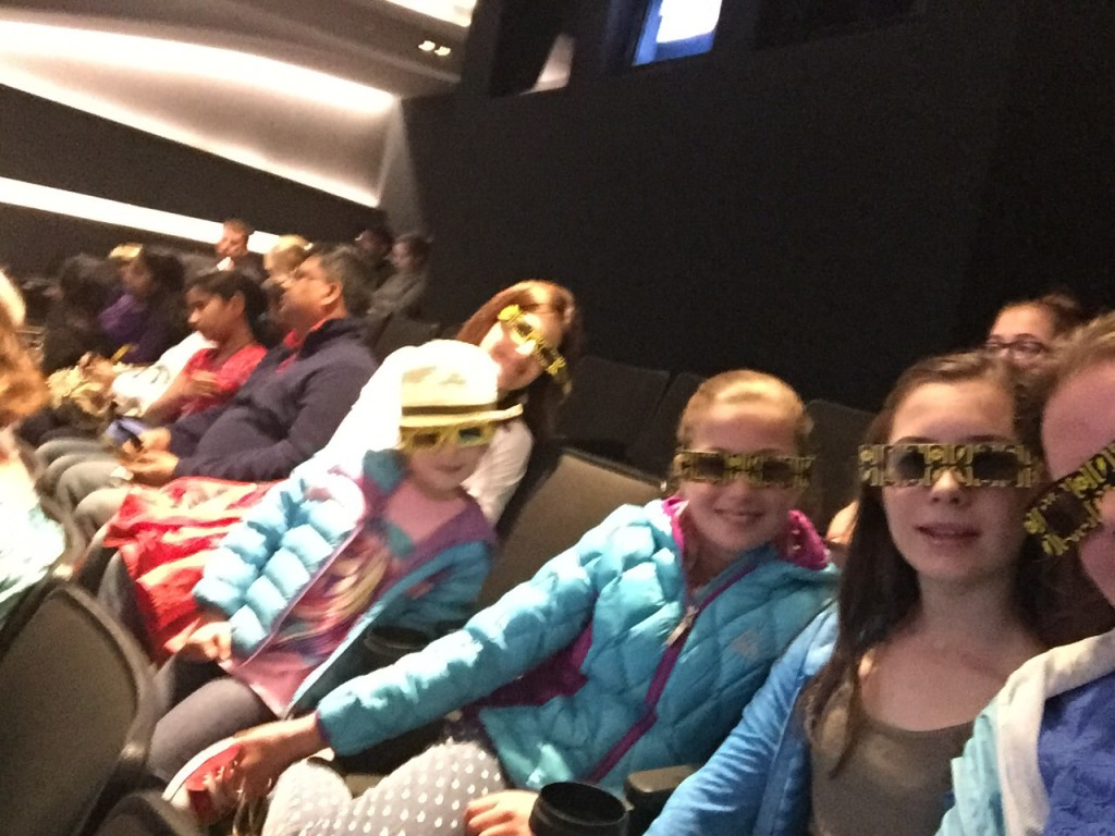 3D movie fun