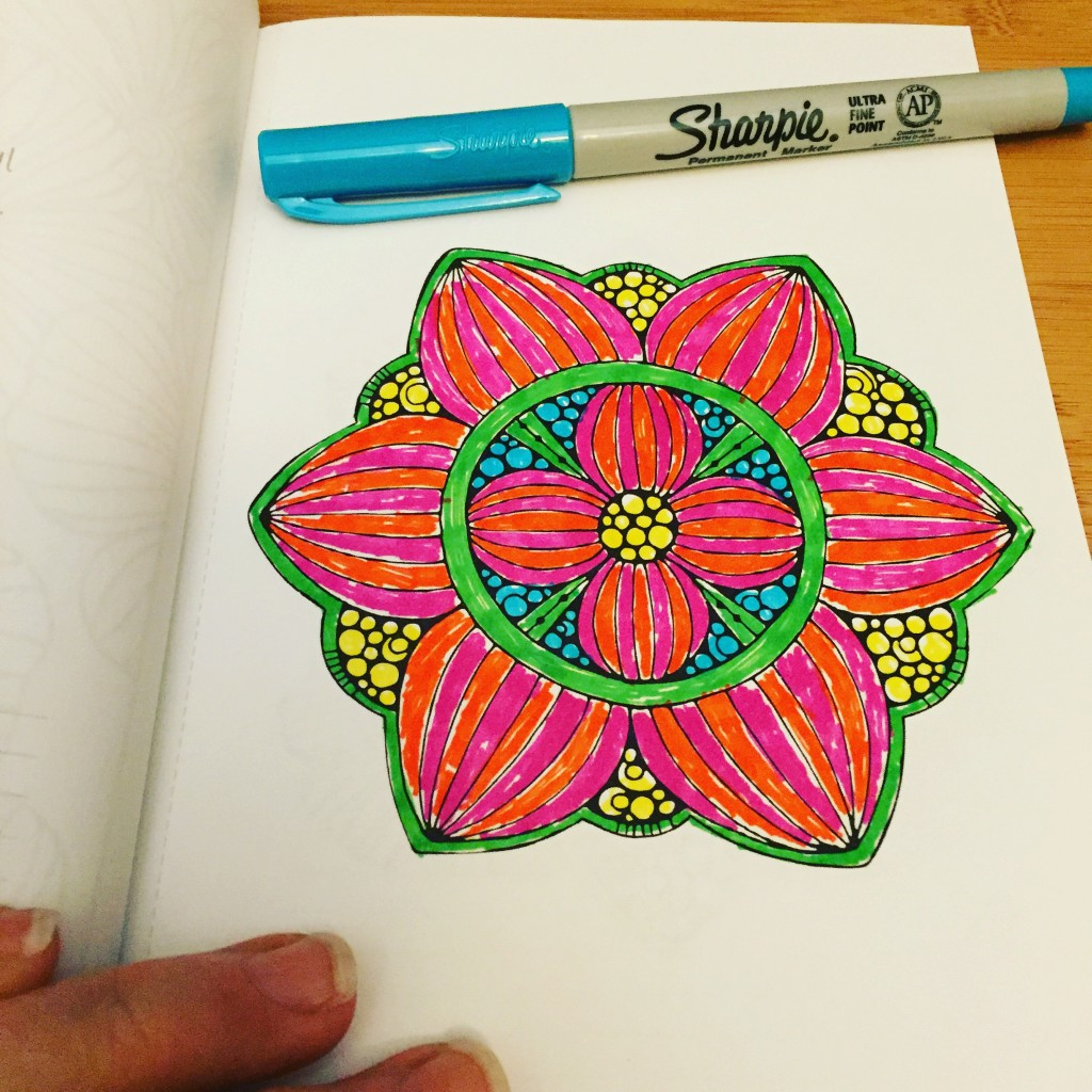 Calm Coloring