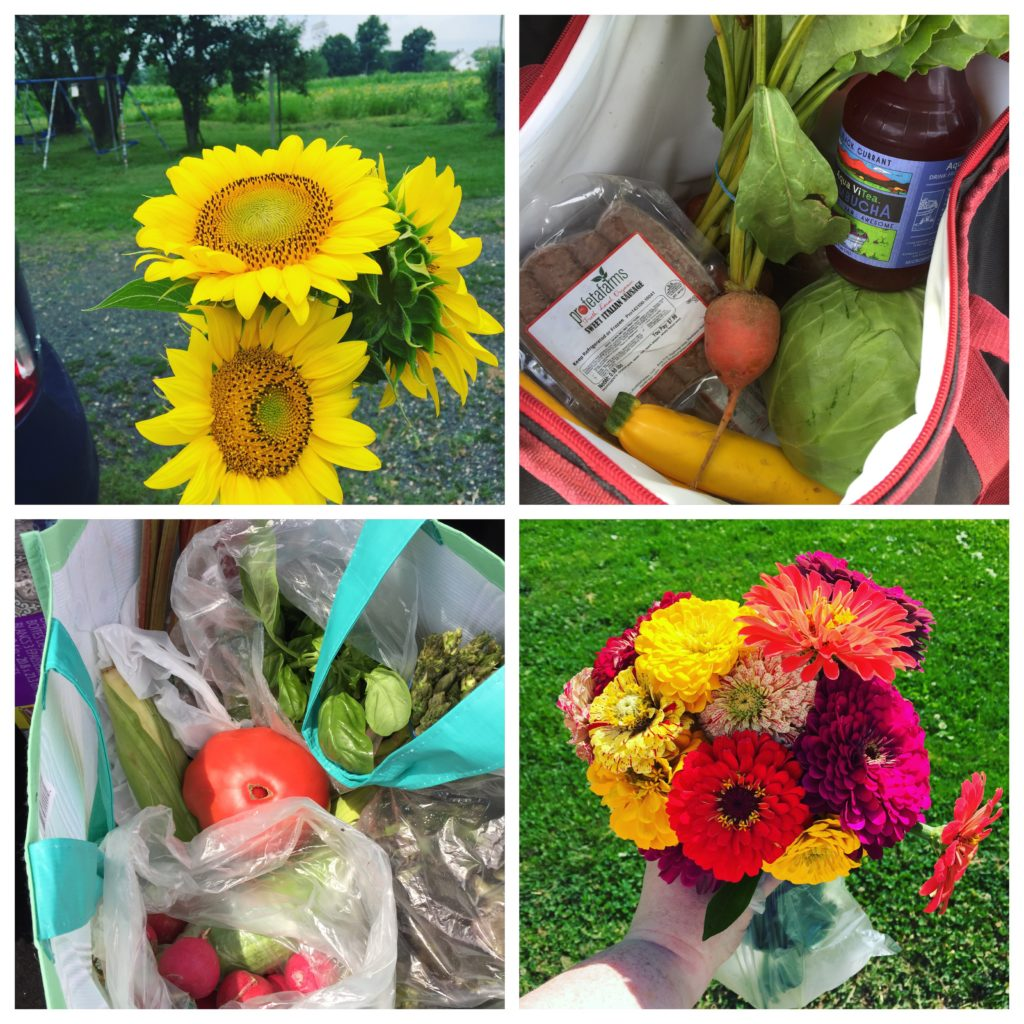 Farm stand goodies!